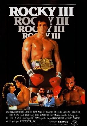 ROCKY 3 - SYLVESTER STALLONE - SPANISH – Imported Movie