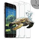 Wsky Panzerglas Schutzfolie f�r iPhone 7 Plus, 3 St�ck Displayschutzfolie f�r 5,5 Zoll, 9H H�rte Ultrad�nne 3D Touch Kompatibel (3 St�ck) medium image