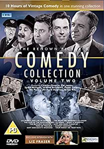 The Renown Pictures Comedy collection Vol 2 [DVD]
