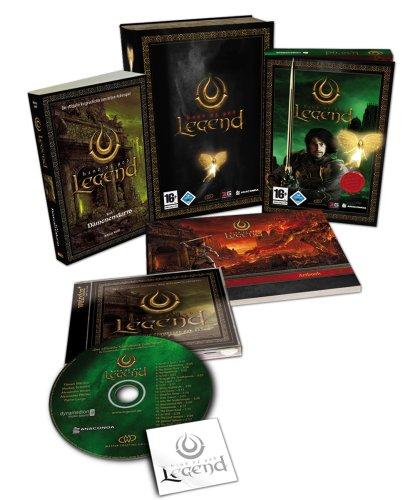 Preisvergleich Produktbild Legend: Hand of God [Collector's Edition]