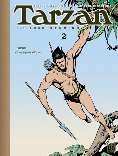 TARZAN ARCHIVES VOLUME 2