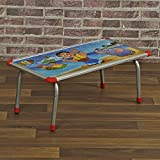 #8: Flipzon Kids Multipurpose Bed Table with Foldable Legs - Color And Design May Vary, Multi Color