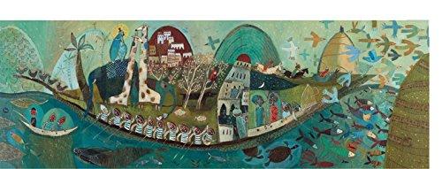 Djeco - Puzzle gallery 350 Pièces - Poetic Boat
