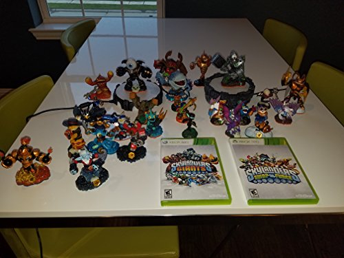 Skylanders SWAP Force Starter Pack - Xbox 360, New Video Game (Videos Halloween Lego)