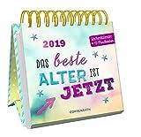 Das beste Alter ist jetzt 2019: Wochenkalender + 12 Postkarten