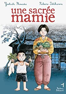 Une sacrée mamie Edition simple Tome 1