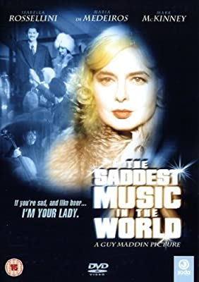 The Saddest Music In The World [DVD] by Mark McKinney