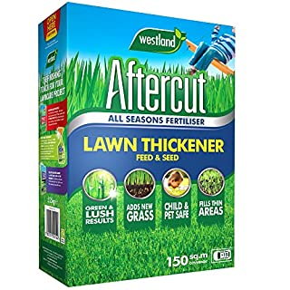 Aftercut Lawn Thickener Feed and Seed, 150 m2, 5.25 kg
