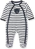 Absorba Boutique Pj Essentiels, Pyjama Mixte Bébé, Bleu (Marine), FR: 6 Mois (Taille Fabricant: 6 Mois)
