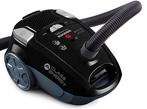 3 Hoover Staubsauger-beutel (Hoover 39001399 Thunderspace TS70TS21011, Kunststoff, 3 liters, Schwarz)