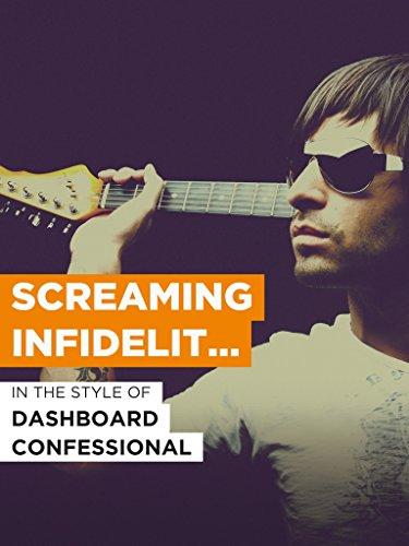 Dashboard-radio (Screaming Infidelities (Radio Version) im Stil von
