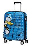 Disney Disney Wavebreaker - Spinner 55/20 Bagage cabine, 55 cm, 36 liters, Multicolore (Donald Duck)
