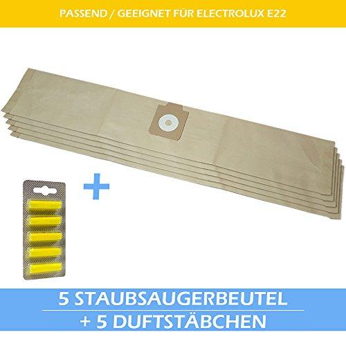 5 Staubsaugerbeutel + 5 Duftstäbchen Für ELECTROLUX: UZ 940, UZ940 S2, UZ 945, UZ945 Profi Power, Z 940, Z940, Z 950, Z950, Z 951, Z951, Z 951 Pro, Z 955, Z955, Z 970, Z970,Z 990, Z990