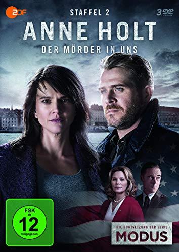 Anne Holt (Modus) - Der Mörder in uns - Staffel 2 [3 DVDs]