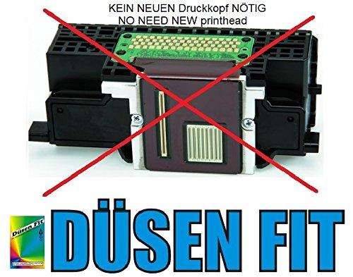 1000ml Düsen Fit Patronen Druckkopf Reiniger Düsenreiniger f HP C5380 C6380 Pro 8100 8600 251 6000 6500 CR324A CN643A CN642A CB326B 364 920 940