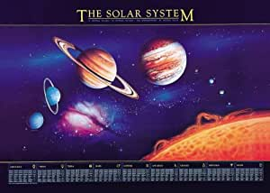 Puzzle 1000 pièces - Le système solaire