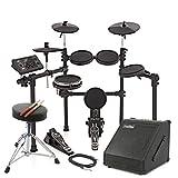 Digital Drums 450 Elektronisches Schlagzeug - im Paket mit Verstärker