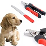 Best Professional Dog Nail Clippers,Serpeo Pet...