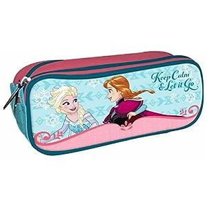 Portatodo Doble Frozen Disney