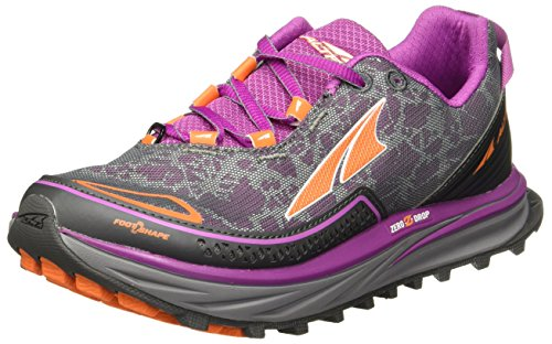 Altra TIMP Donna Zero Drop Trail Running Shoes Blu, Viola (Orchid), 39.5