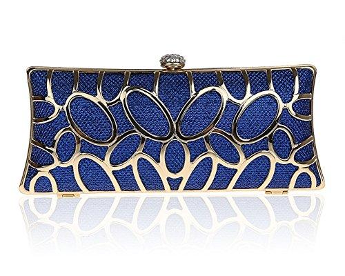 Pacchetto diamante Ms./pacchetto banchetto di lusso/sposa/pacchetto da damigella d'onore/pacchetto Cheongsam/frizione di modo/Borse da sera-B B