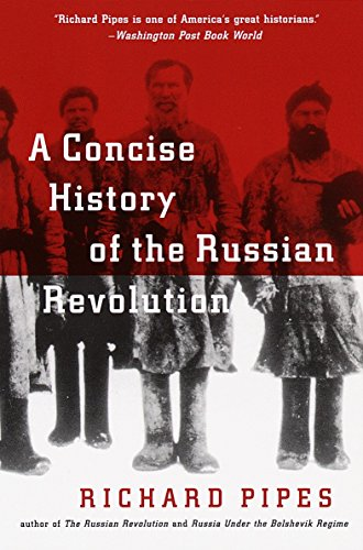 Concise History of the Russian Revolution