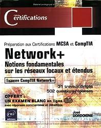 Network+ : Préparation à l'examen MCSA