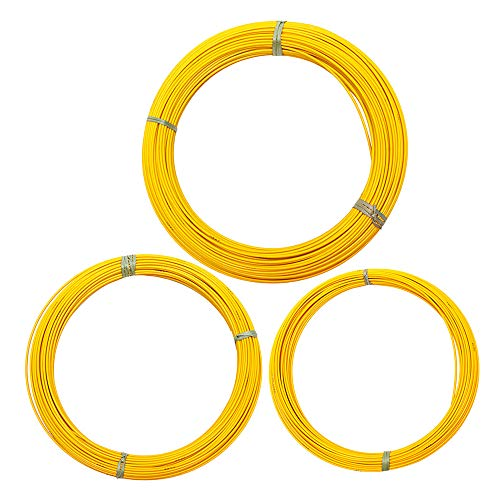 ExcLent 6Mm X 70/100/150M Fiberglass Cable Puller