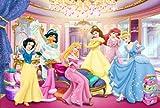 Clementoni - Puzzle de 150 piezas con diseño Princesas: El vestidor (28024.7)