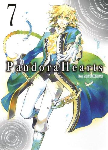 Pandora Hearts Edition simple Tome 7