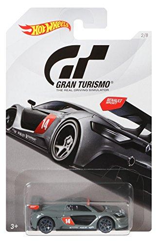 Mattel Hot Wheels fkf26Gran Turismo Vehículo, Surtidos