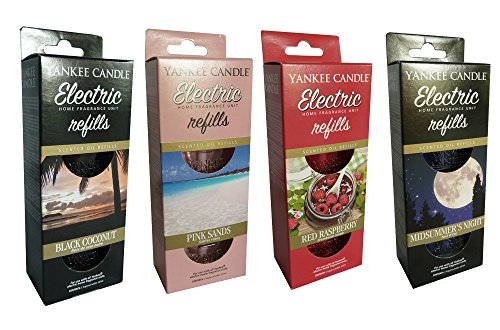 4-x-twin-pack-yankee-candle-8-refills-scent-plug-in-refills-new-fragrances-pink-sands-midsummers-nig