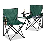 Best Chaises de pêche - Relaxdays 10020932 53 Chaise de Camping Mixte Adulte Review