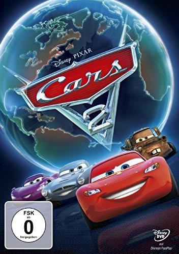 Cars Film-dvd (Cars 2)