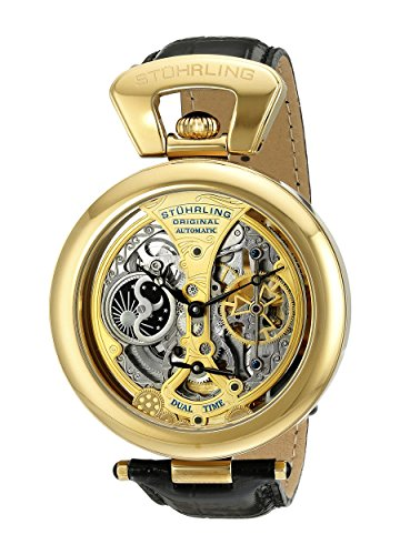 stuhrling-original-special-reserve-emperors-grandeur-mens-automatic-watch-with-multicolour-dial-anal