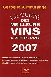 Le Guide des meilleurs vins à petits prix