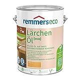 Remmers Gartenholz-Öle [eco] Holzpflege Möbelpflege (2,5 l, Lärchen-Öl)