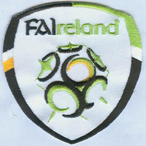 MAREL Parche Irlanda Equipo Nacional fútbol FIFA