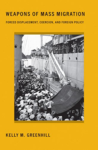 Weapons of Mass Migration: Forced Displacement, Coercion, and Foreign Policy (Cornell Studies in Security Affairs)