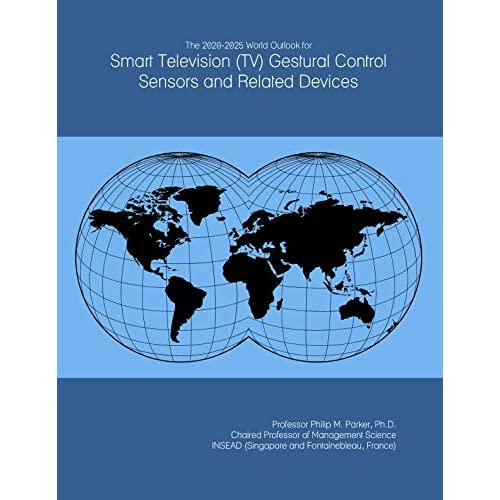 The 2020-2025 World Outlook for Smart Television (TV) Gestural Control Sensors and Related Devices