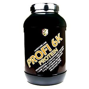 TLN Profi 6K Protein Milkshake Powder, Vanilla, 3000 g (3kg)