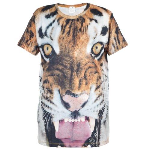 Sweatshirt fullprint Damen Herren (Morefaz TM)