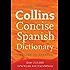 Collins Concise English-Spanish Dictionary / Diccionario Collins Concise Inglés-Español
