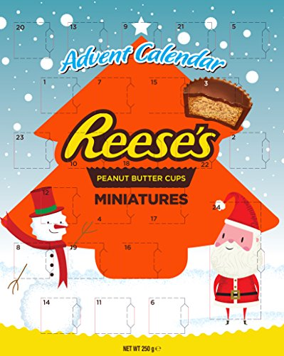 Reese's Advent Calendar, 250 g, Pack of 2