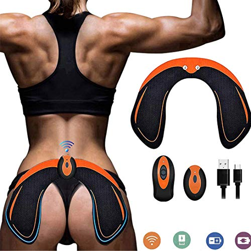 ZHENROG EMS Hips Electroestimulador Muscular,Gluteos