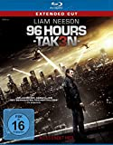 DVD & Blu-ray - 96 Hours - Taken 3 - Extended Cut [Blu-ray]