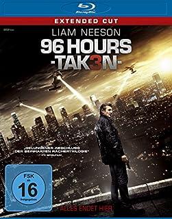 96 Hours - Taken 3 - Extended Cut [Blu-ray]