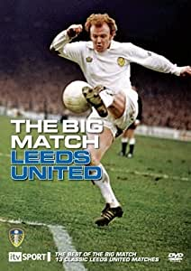 Leeds United - BIG MATCH [DVD]