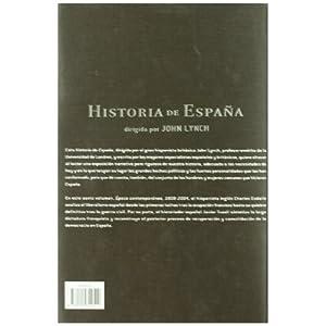 Época contemporánea. España 1808-2004 (Historia de España (Lynch))