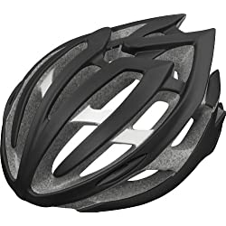 ABUS - Casco de ciclismo, tamaño M, color negro